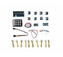 Grove Starter kit for Arduino&Genuino 101