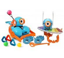 Wonder Workshop Dash and Dot Robot Pack (Wonder Pack)